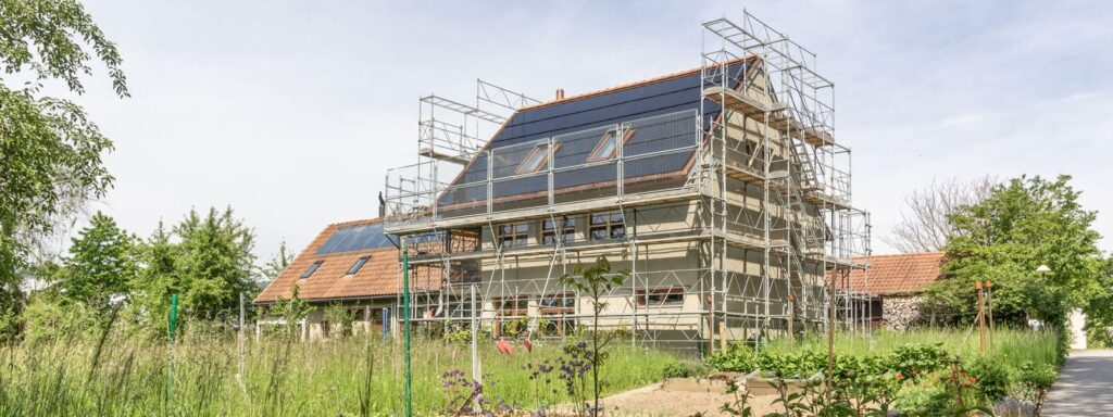 Umbau Wohnhaus Hitzkirch