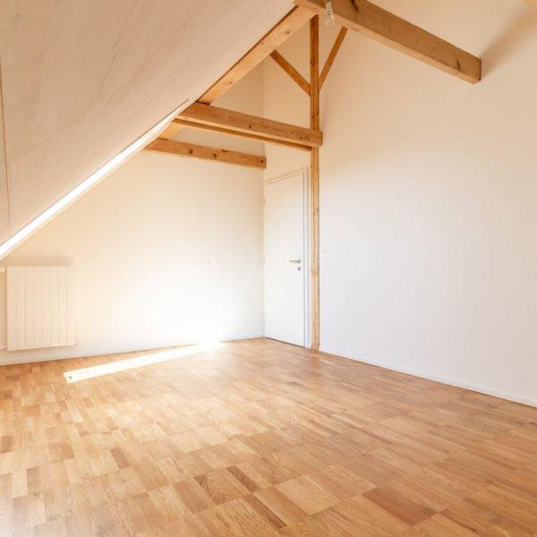 Umbau und Erneuerung Dachgeschoss